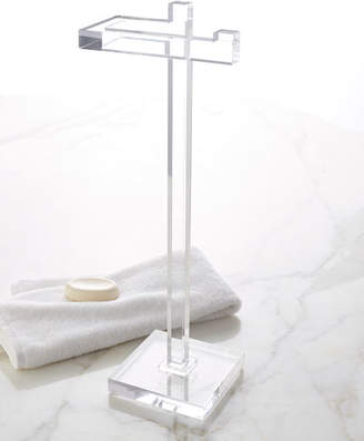 Mike and Ally Mike & Ally Solid Ice Hand Towel Stand