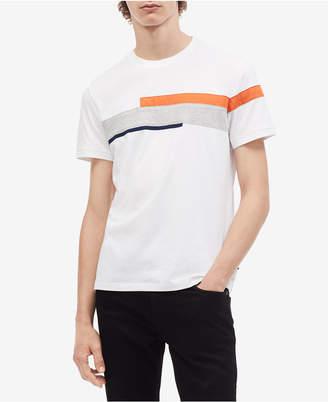 Calvin Klein Men's Colorblocked T-Shirt