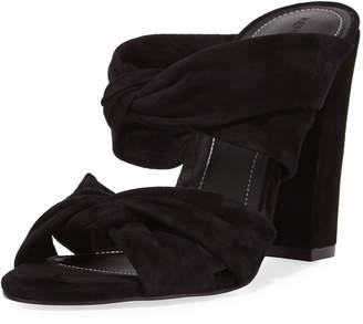 KENDALL + KYLIE Demy Knot Slide Mule Sandal