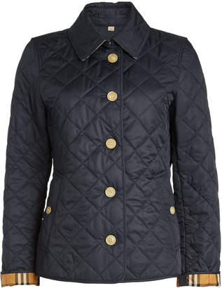 Burberry Frankly Quilted Jacket