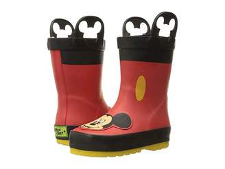 Western Chief Mickey Mouse Rain Boots (Toddler/Little Kid/Big Kid)