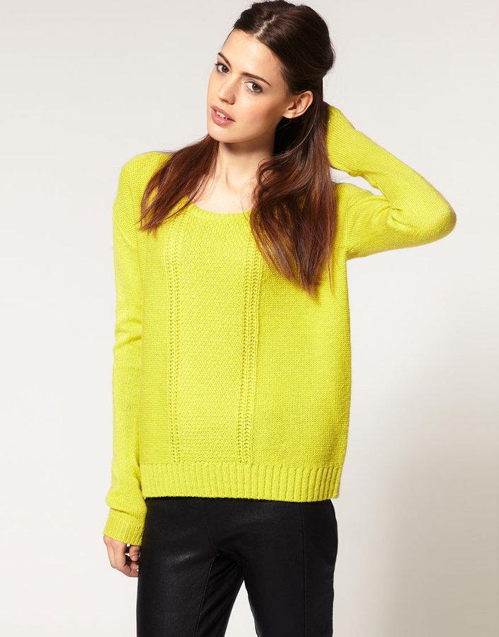ASOS Fluoro Sweater