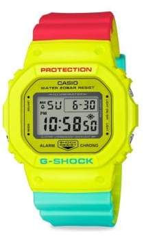 G-Shock Tri-Color Digital Watch