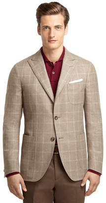 Brooks Brothers Windowpane Jacket