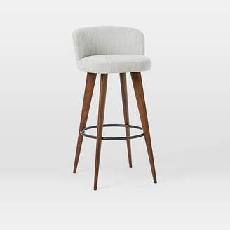 west elm Abrazo Upholstered Bar + Counter Stools