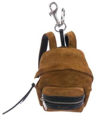 Saint Laurent Backpack Keychain