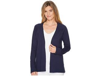 Lilla P Raglan Sleeve Cardigan Women's Sweater