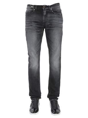 Saint Laurent Low Waisted Original Skinny Jeans
