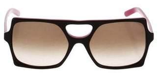 Selima x June Ambrose Summer Gradient Sunglasses