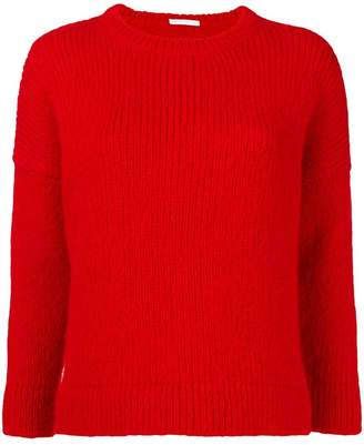 Societe Anonyme soft heavy knit pullover