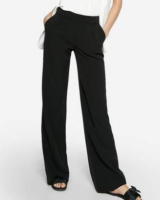 Express Twill Wide Leg Soft Pant