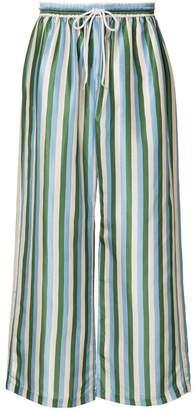 Lee Mathews Smithson striped trousers