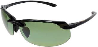 Maui Jim Unisex Banyans 70Mm Polarized Sunglasses