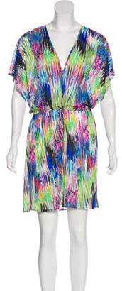 Milly Palmones Printed Dress w/ Tags