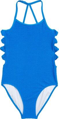 836ff673863ff Tucker + Tate Textured Twist One-Piece Swimsuit