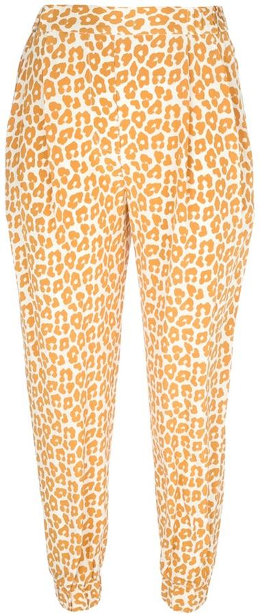 3.1 Phillip Lim leopard print trouser
