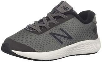 New Balance Boys' Arishi Next V1 Hook and Loop Running Shoe