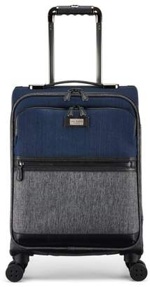 Ted Baker Brunswick 22-Inch Rolling Suitcase