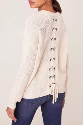 BB Dakota Tie Me Sweater