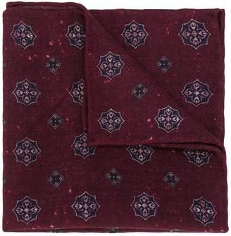 Tagliatore patterned knit pochette