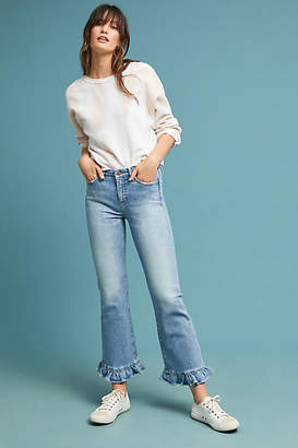 MiH Jeans Lou High-Rise Wide-Leg Jeans