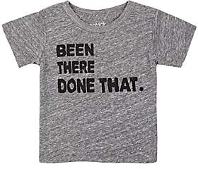 "Patrick Infants' ""Been There Done That"" Short-Sleeve T-Shirt - Gray"
