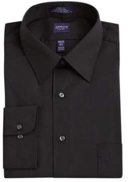 Arrow Solid Poplin Shirt