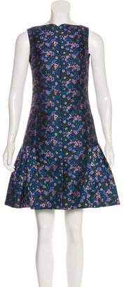 Araks Floral Mini Dress
