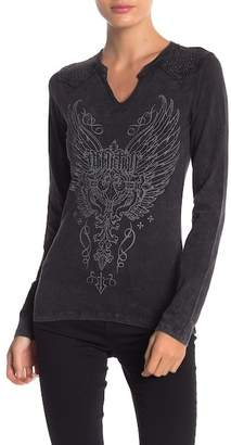 Affliction Leathersmith Western Tee