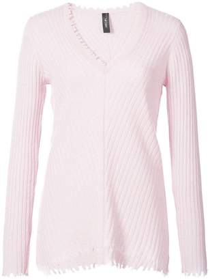 Marc Cain v-neck jumper