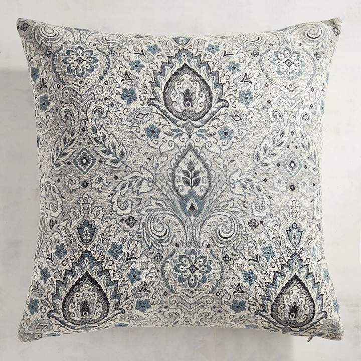 Oversized Deltara Blue Pillow
