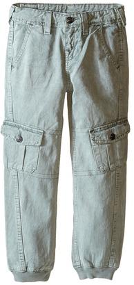 True Religion Kids Cargo Runner Pants (Toddler/Little Kids) $79 thestylecure.com