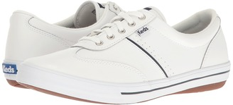 Keds - Craze II Leather Women's Lace up casual Shoes $55 thestylecure.com
