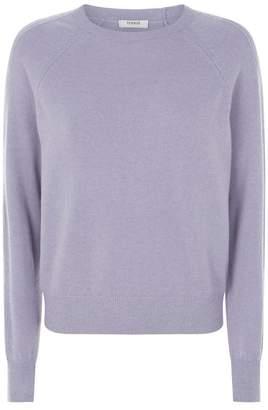 Peserico Lurex Detail Wool Sweater