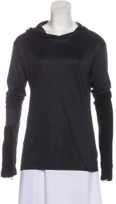 Splits59 Hooded Long Sleeve Top