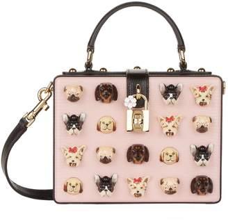 cbd3fe484e1f at Harrods · Dolce   Gabbana Dolce Box Dog Charm Bag