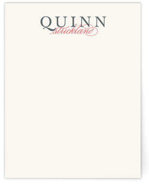 In Style Business Stationery Cards