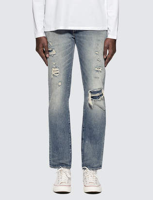 Levi's 511 Slim Fit The Burn Warp DX Jeans