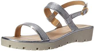 The Flexx Women's Sun Tan Flat Sandal