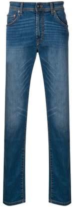 Hackett straight leg jeans