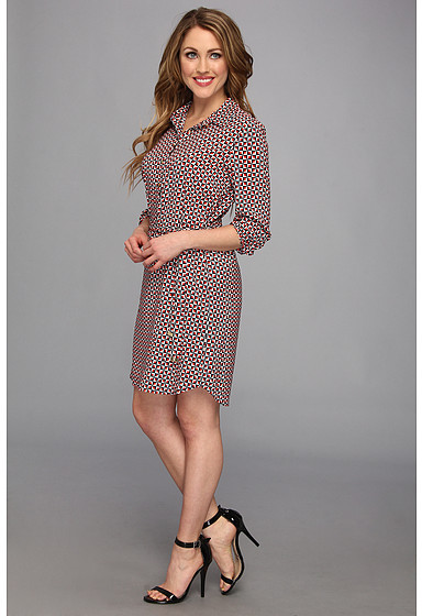 Juicy Couture Printed Shirtdress