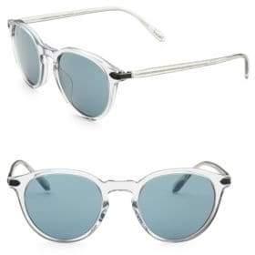 Oliver Peoples Rue Translucent Sunglasses