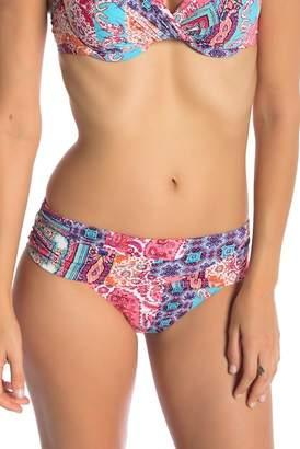 BLEU by Rod Beattle Free Spirit Sarong Hipster Bikini Bottom