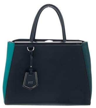 Fendi 3Jours Leather Tote Navy 3Jours Leather Tote