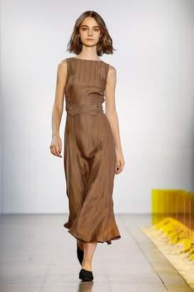 Noon Design Del-Rey Stripped Dress