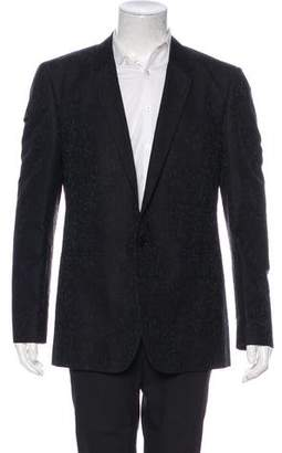 Calvin Klein Collection Herringbone Sport Coat