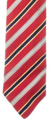 Gianfranco Ferre Striped Silk Tie