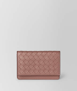Bottega Veneta CARD CASE IN INTRECCIATO NAPPA