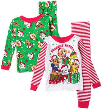 c3566a3cd3 Ame Paw Patrol Present Patrol Cotton PJs - Set of 2 (Toddler Boys)
