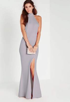Missguided Choker Maxi Dress